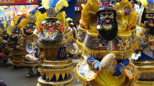 Tatus ameaçados de extinção utilizados como matracas de carnaval