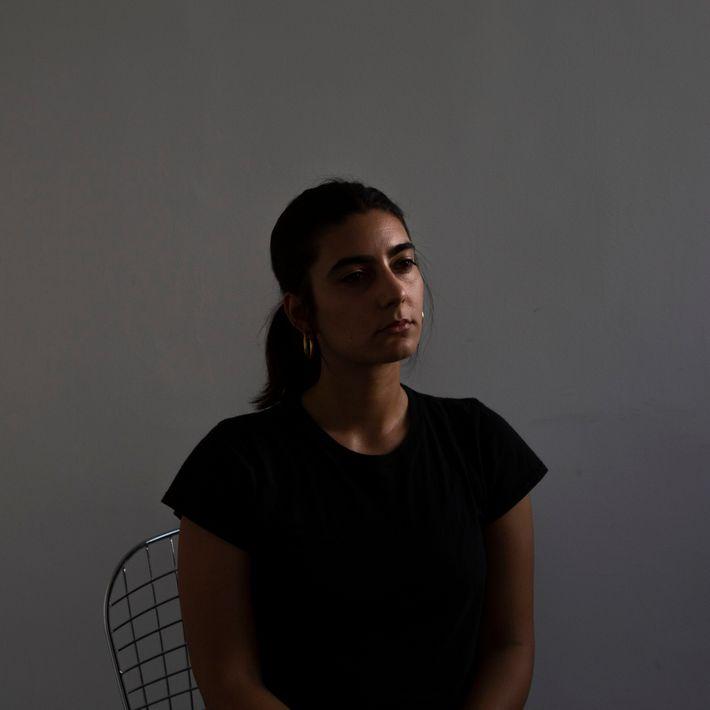 Andrea foi escolhida entre as 30 fotógrafas com menos de 30 anos pela Artpil, em 2019.