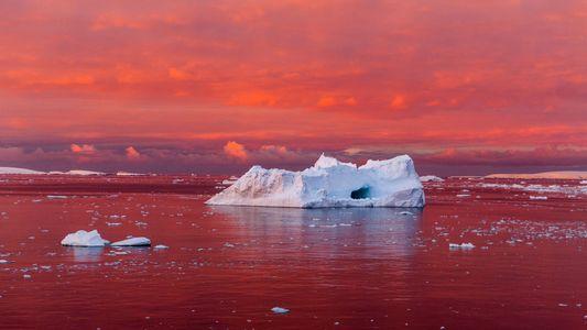 O iceberg gigante que se desprendeu é apenas o começo – a Antártida derrete