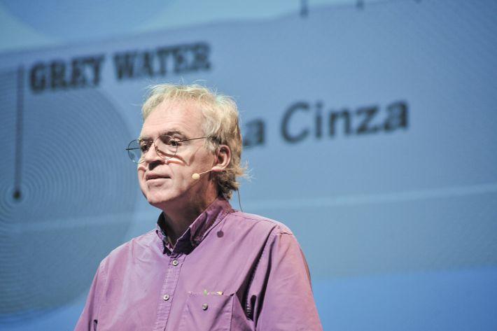 Antonio Nobre dá uma palestra em seminário realizado em 2019. Um dos principais propagadores da Teoria de ...