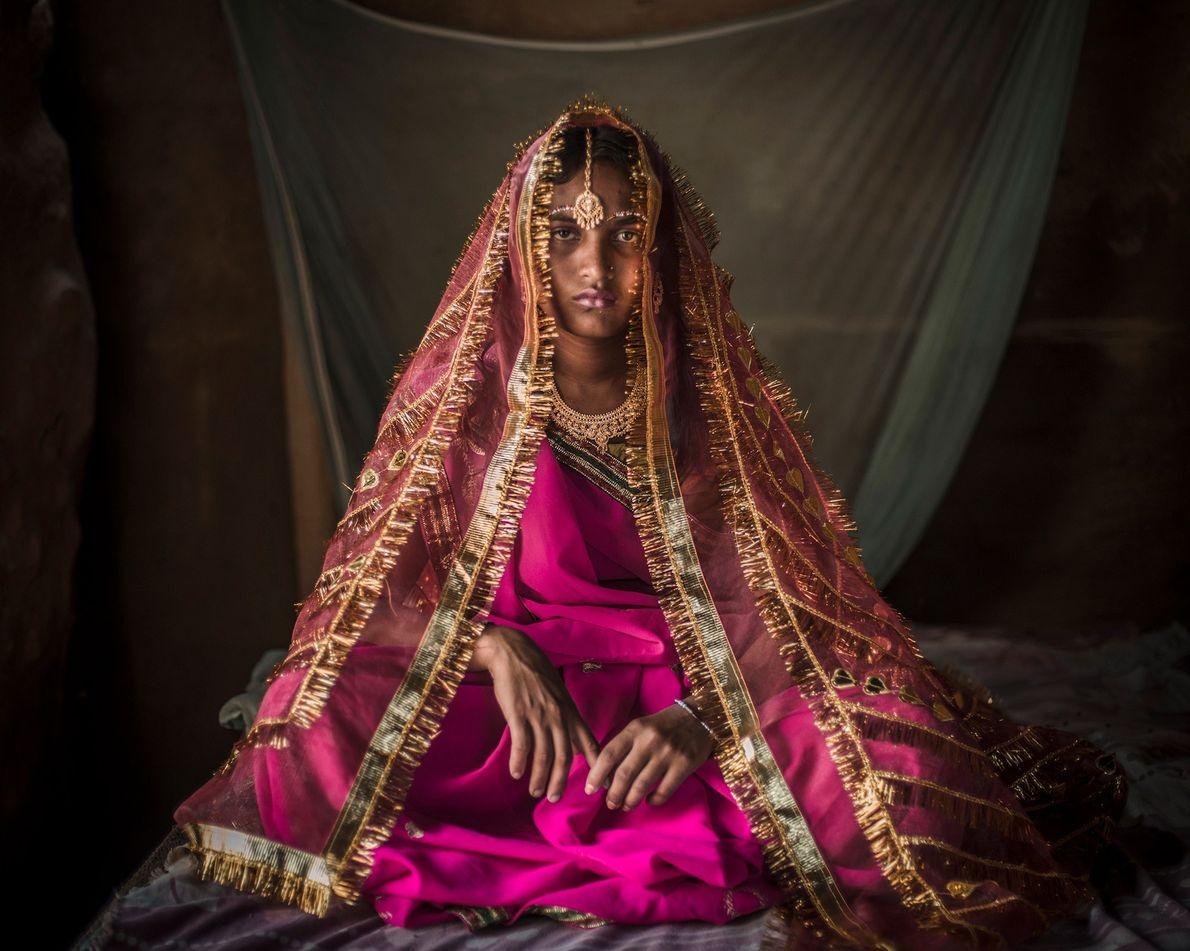 """""""Eu não sou feliz. Eu não quero me casar. Eu espero que meu marido consiga um …"""