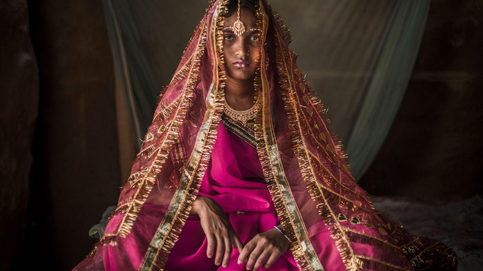 """""""Eu não sou feliz. Eu não quero me casar. Eu espero que meu marido consiga um ..."""