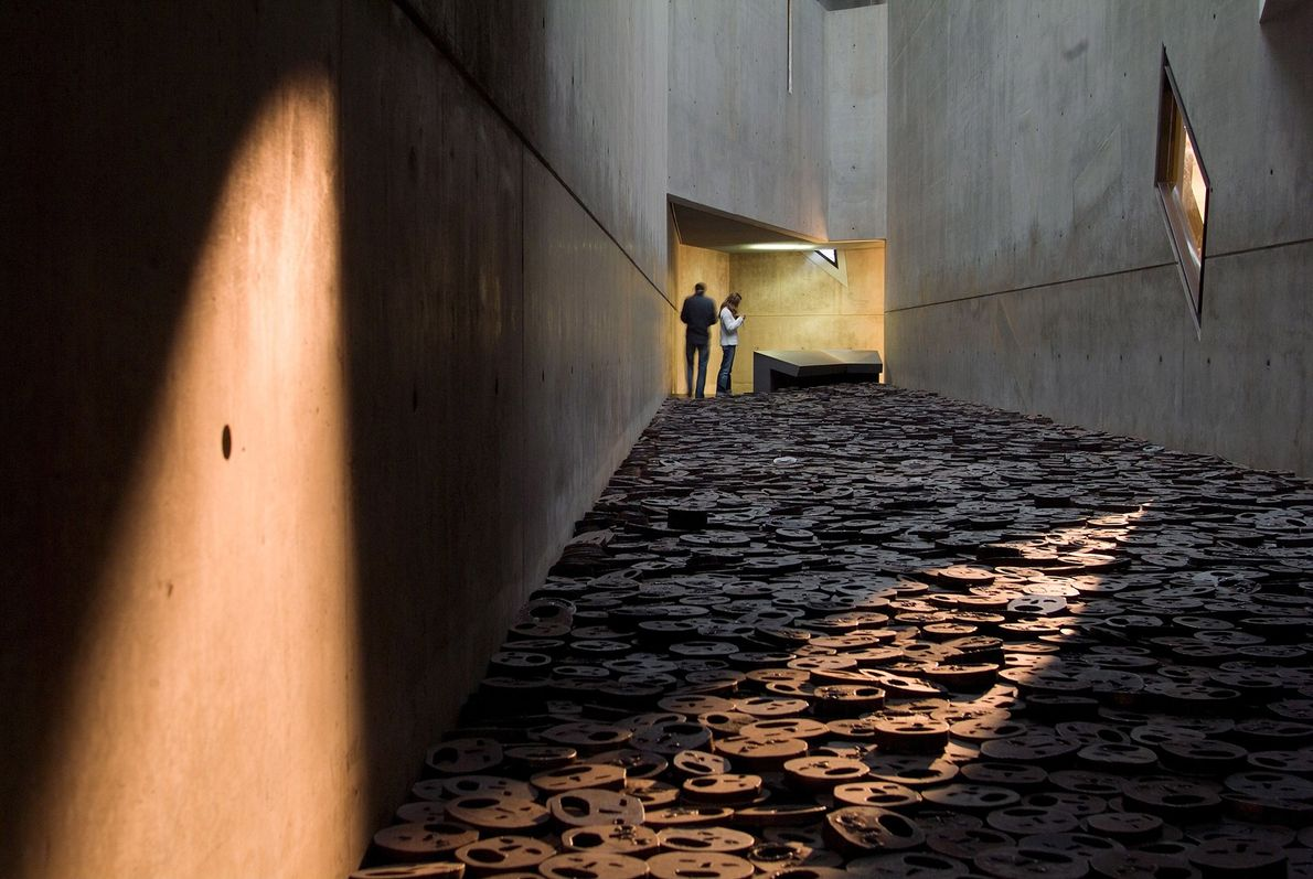 Berlin Jewish Museum, Germany