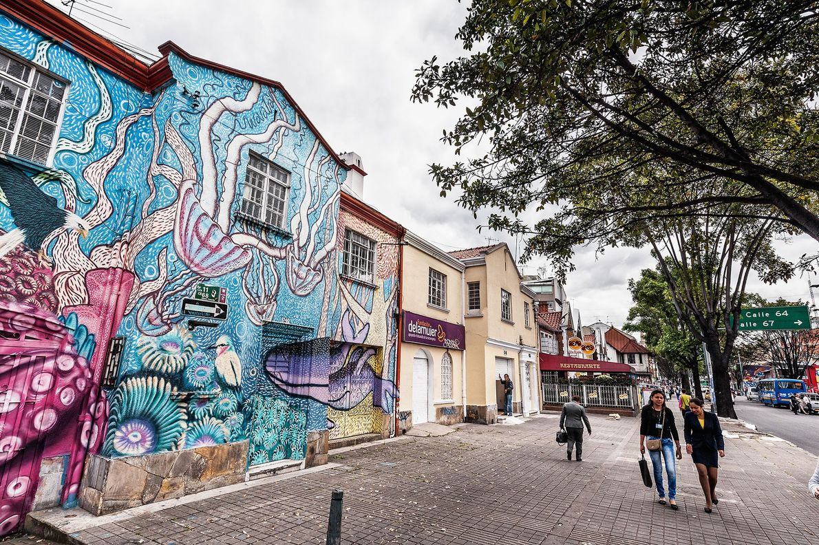 Colombia: Street Art Spectacular