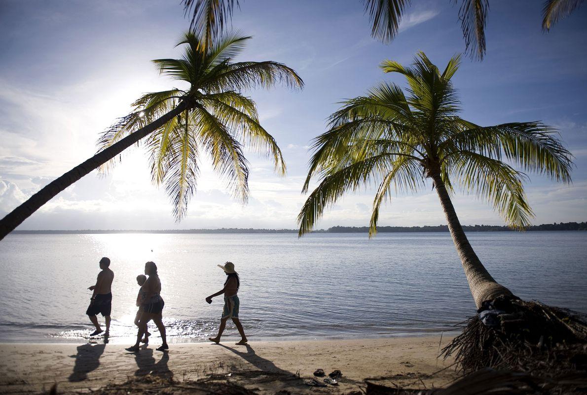 Panama: Sun Salutations and Snorkeling