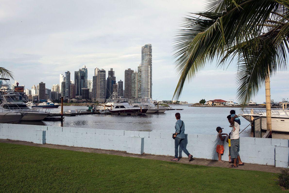 Panama: Kayaking the Canal