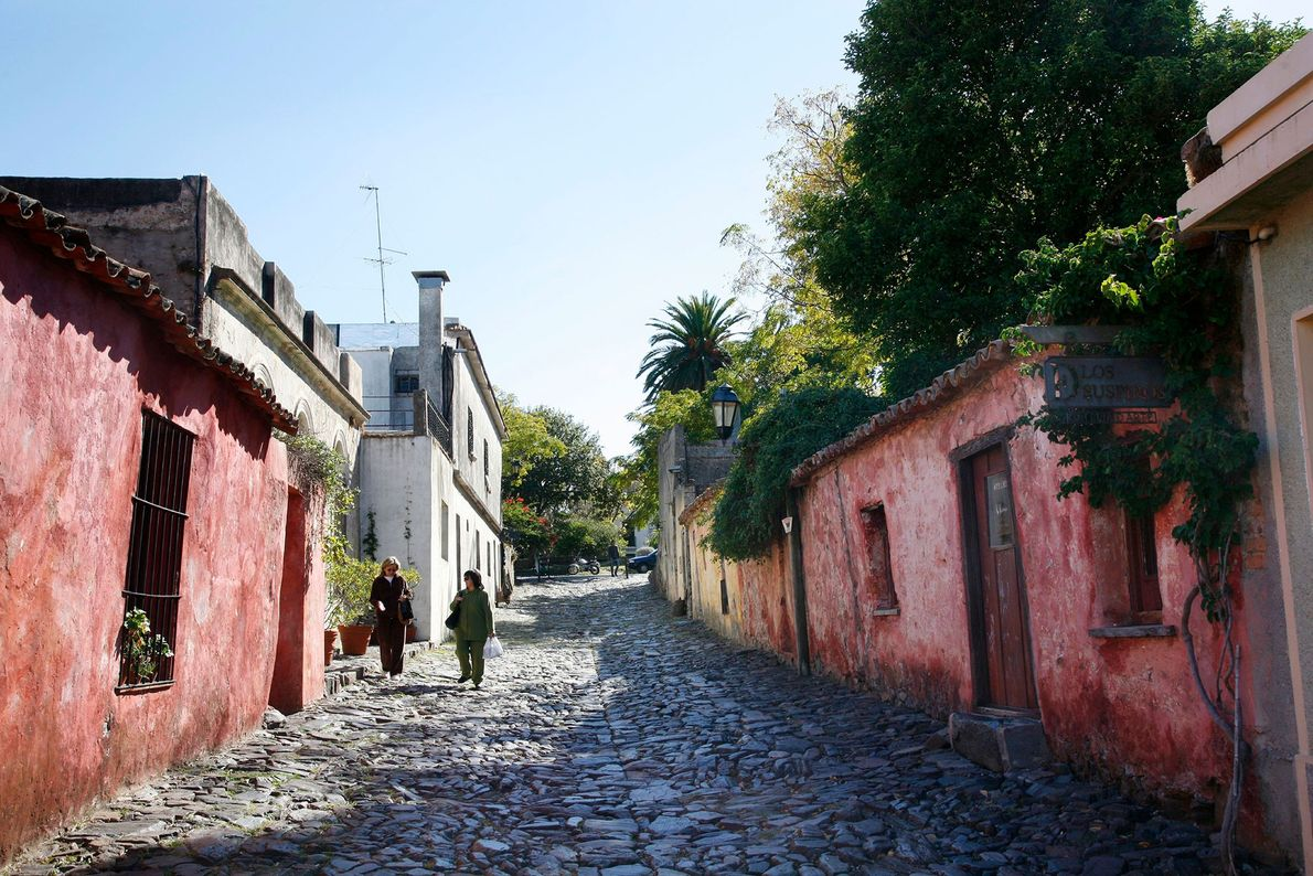 Uruguay: Finding Your Mellow