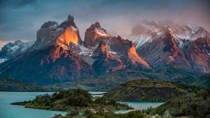 Conheça o playground natural do Chile