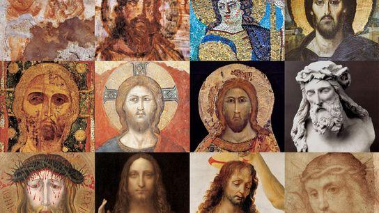 Imagens de Cristo por artistas