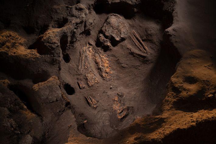 Escavações no sítio de 10,3 mil anos em Boncuklu, na Turquia, revelaram que pessoas viviam lá ...