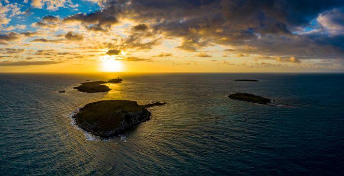 Venha conhecer a costa brasileira em Brasil Selvagem, no National Geographic