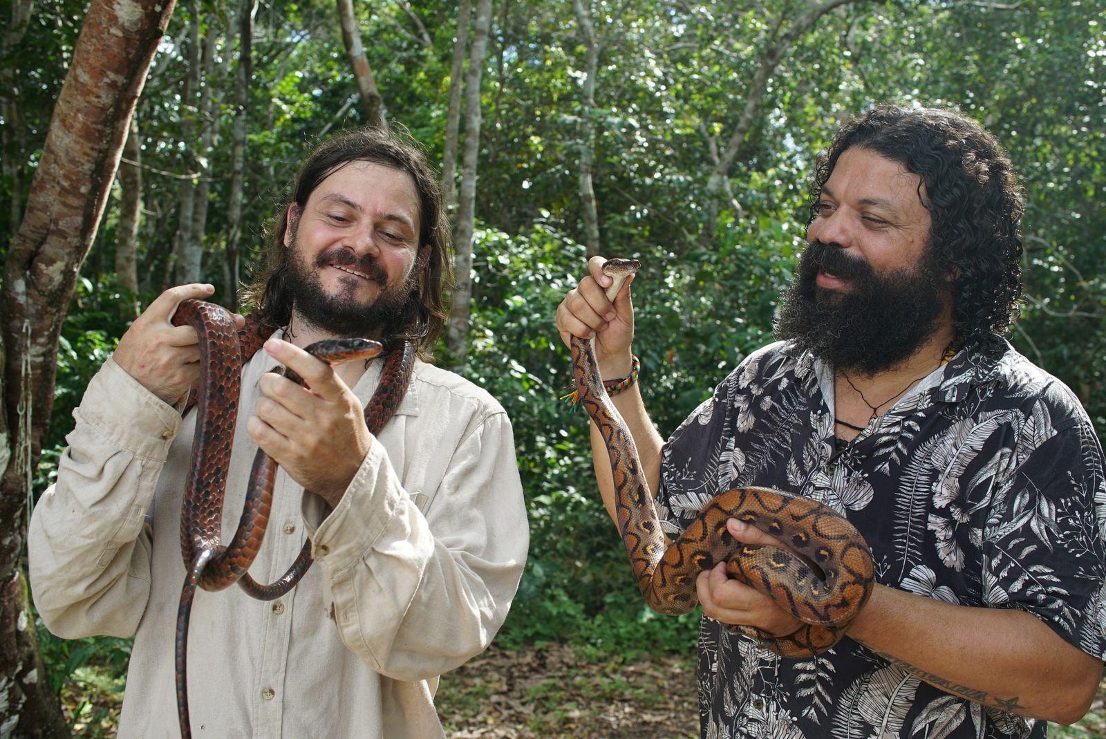 Em Busca das Cobras: Estreia 19 de março, no National Geographic
