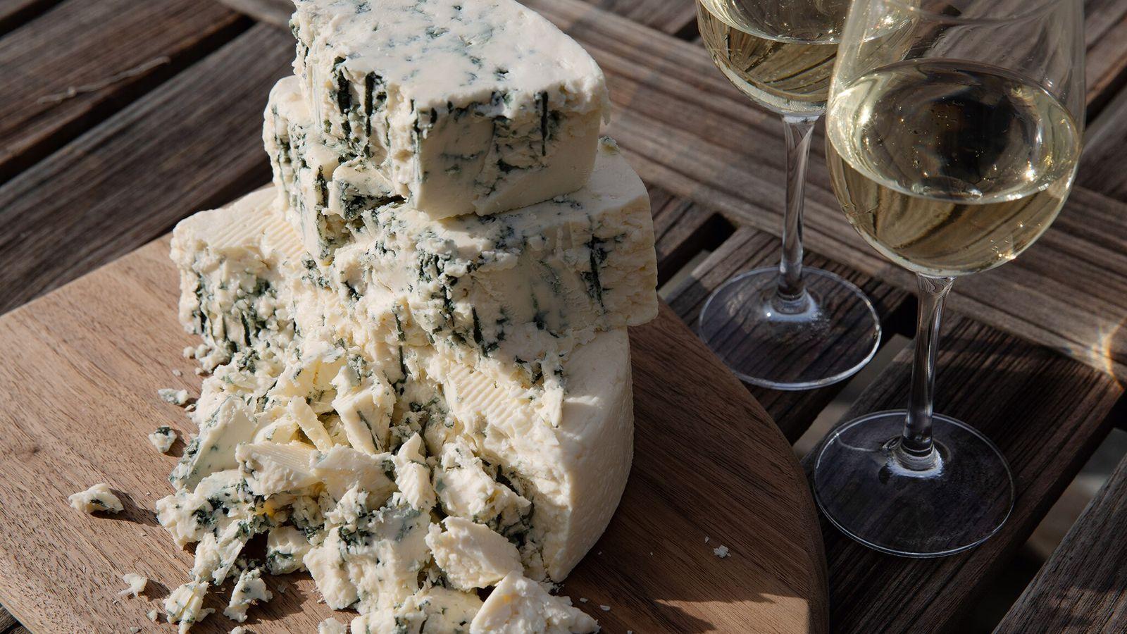 O Original Blue é um dos queijos fabricados pela Point Reyes Farmstead Cheese,uma das diversas produtoras ...