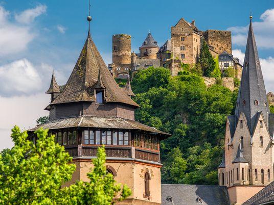 25 castelos onde você pode dormir