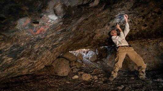 Há 400 anos, esta caverna com pinturas recebia visitantes que consumiam alucinógenos