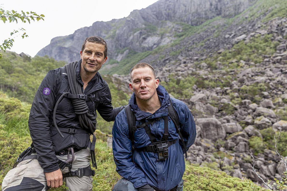 Channing Tatum está de volta para mais aventura com Bear Grylls, desta vez na Noruega. A ...