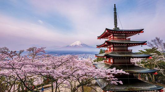 Veja fotos do Monte Fuji registradas ao longo de sete anos