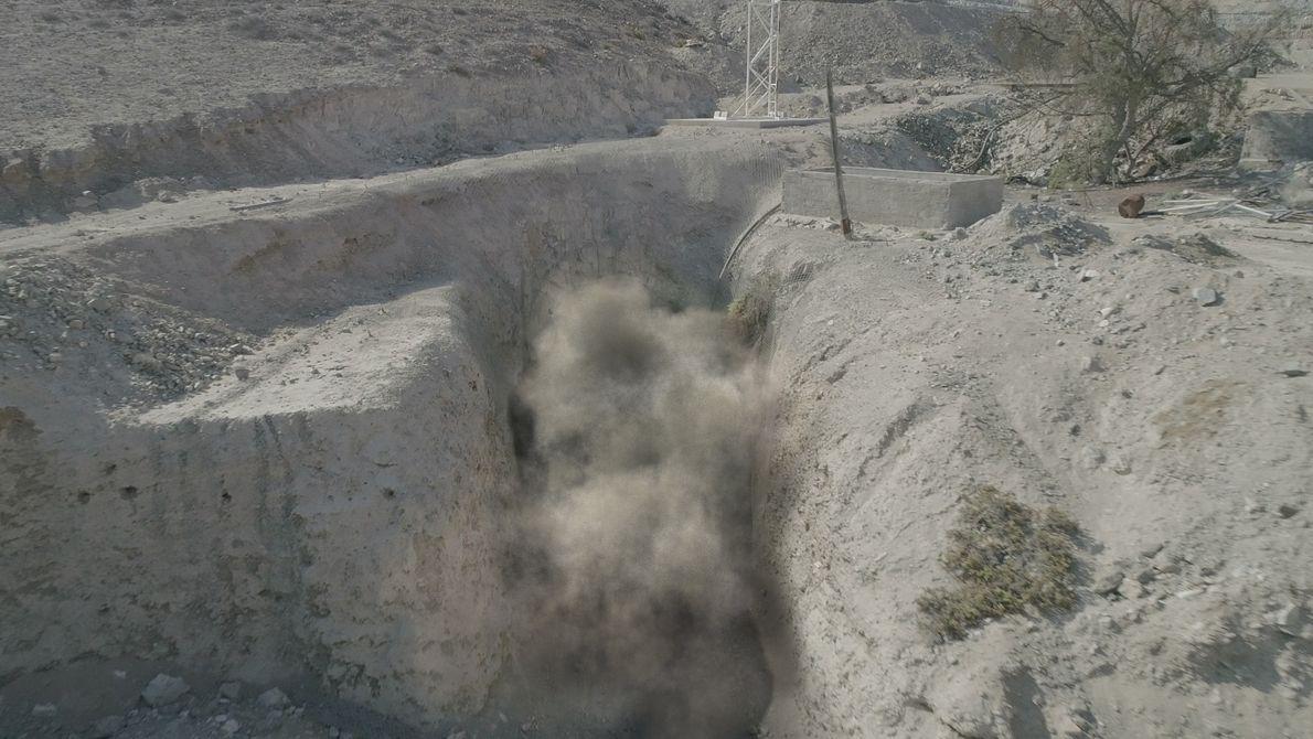 À Beira de um Desastre: Resgate de Mineiros no Chile