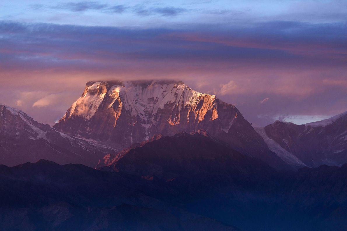 Em 21 de janeiro de 1985, dois lendários alpinistas poloneses, Jerzy Kukuczka e Andrzej Czok, alcançaram ...