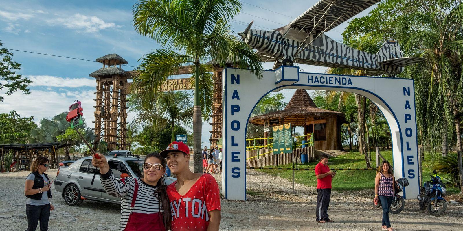 Depois de décadas de guerra civil, a esperança retorna à Colômbia