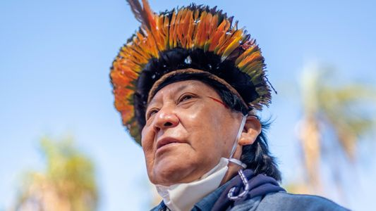 É o 'pouco índio' que está sustentando o planeta Terra, avisa Davi Kopenawa