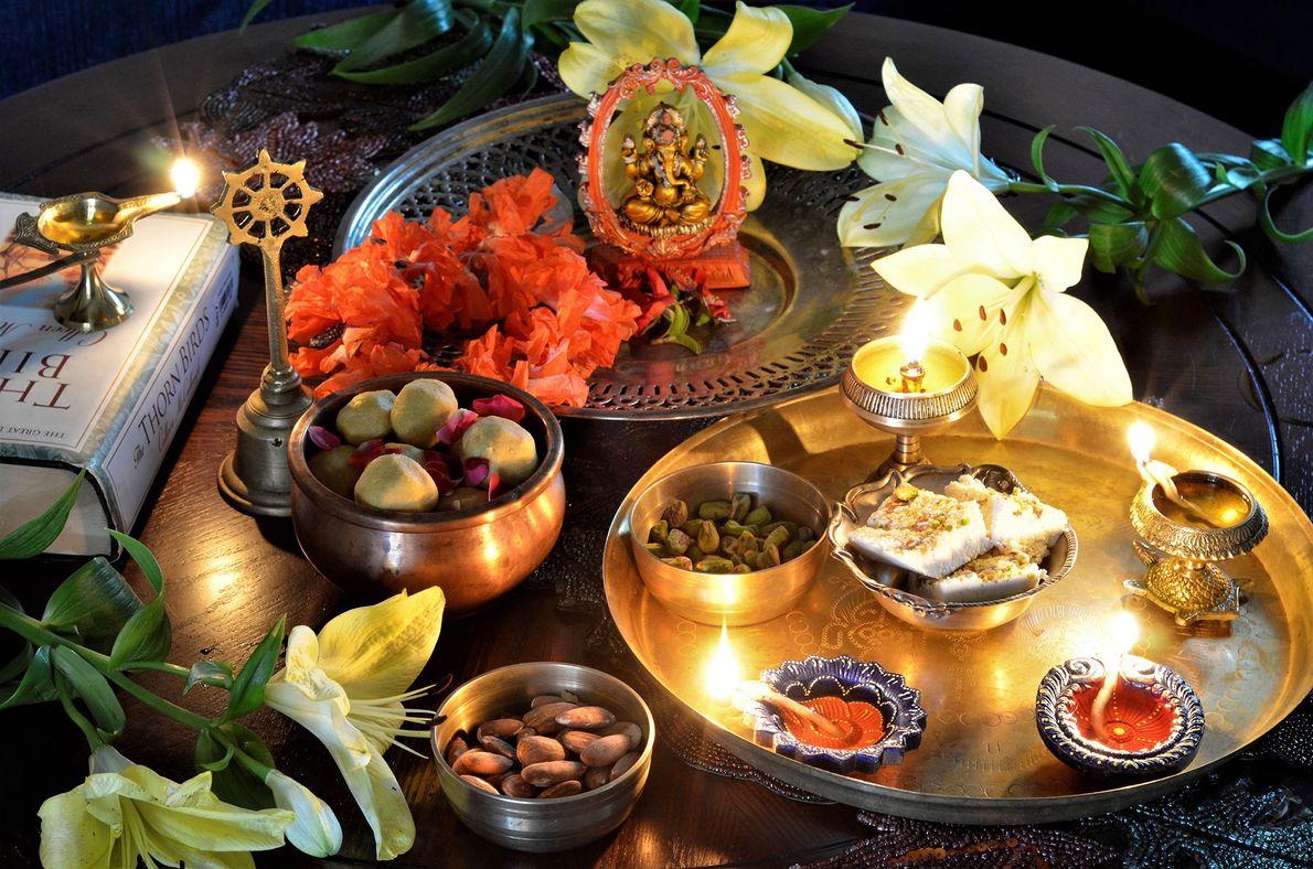 Da Índia à diáspora, as comemorações do Diwali oferecem uma oportunidade de mostrar a cultura indiana ...