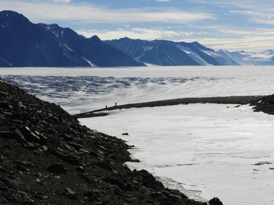 Solos da Antártida podem não conter vida — uma descoberta inédita