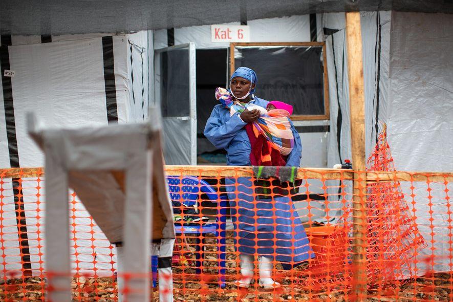 ebola República Democrática do Congo