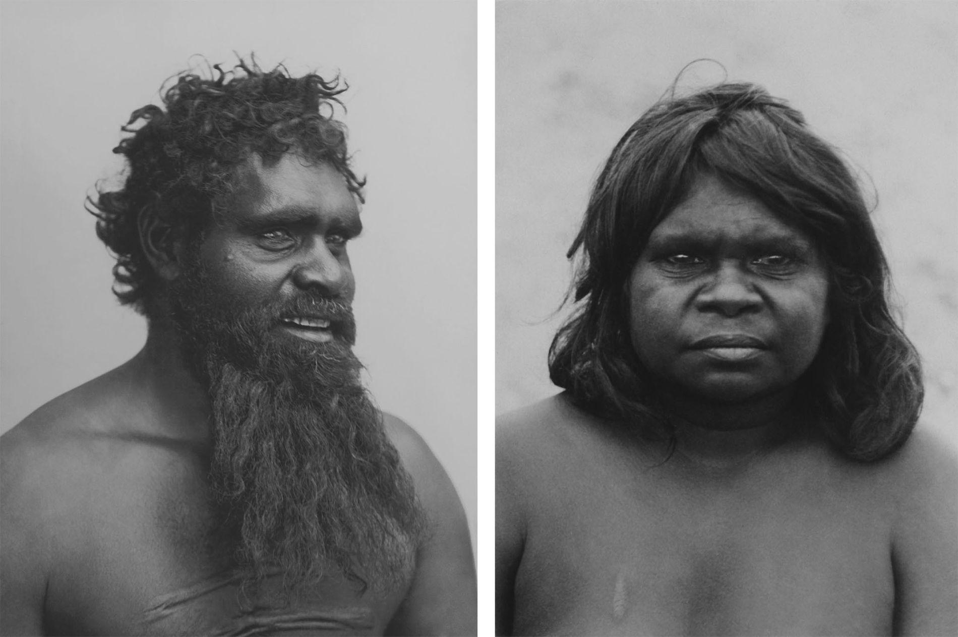 """Em uma edição dedicada à Austrália em 1916, os aborígenes eram """"selvagens"""", que """"estão entre os menos inteligentes de todos os seres humanos""""."""