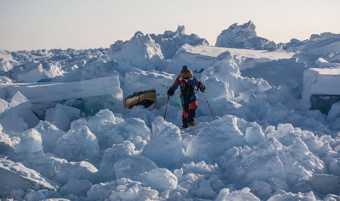 eric-larsen-expedicao-polo-norte-gelo