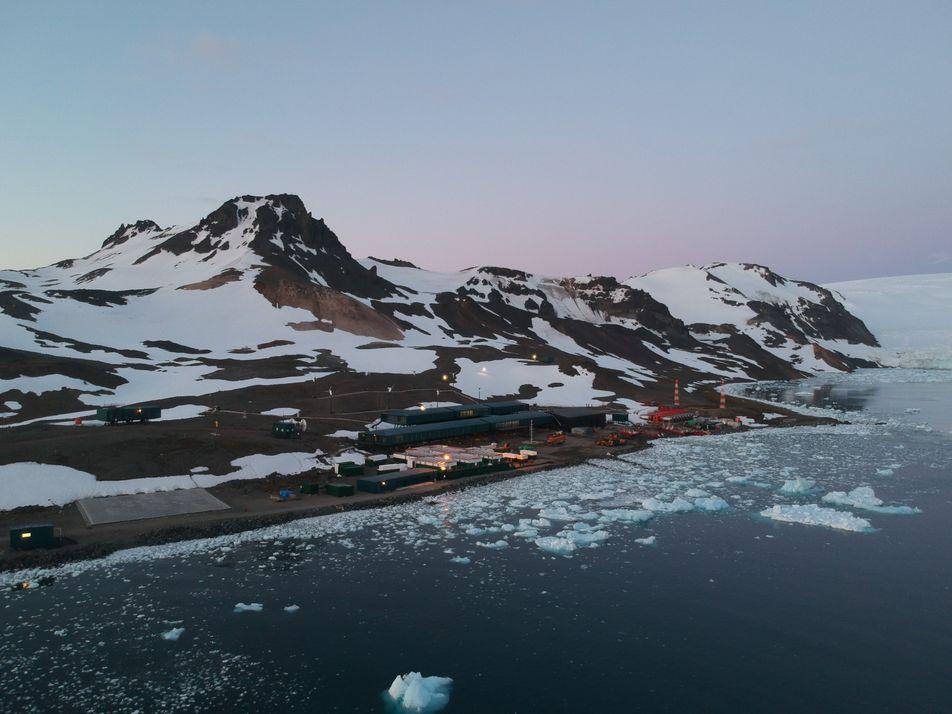 Por dentro da nova estação brasileira na Antártida