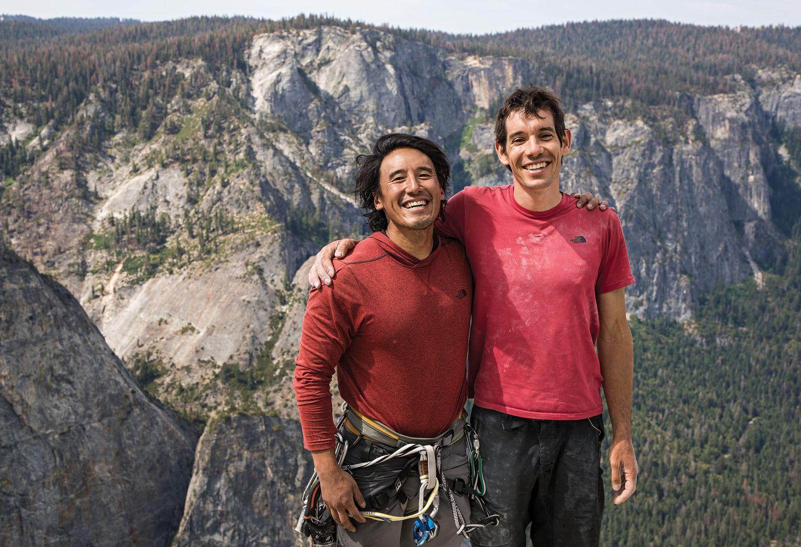 Free Solo: Como Jimmy Chin filmou a arriscada escalada sem cordas de Alex Honnold
