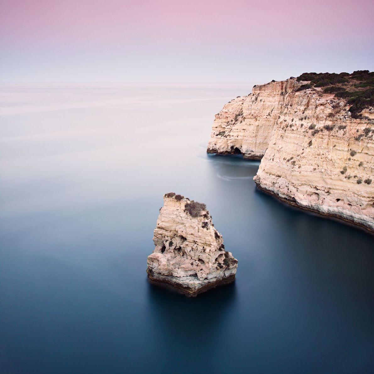 Águas costeiras de Algarve