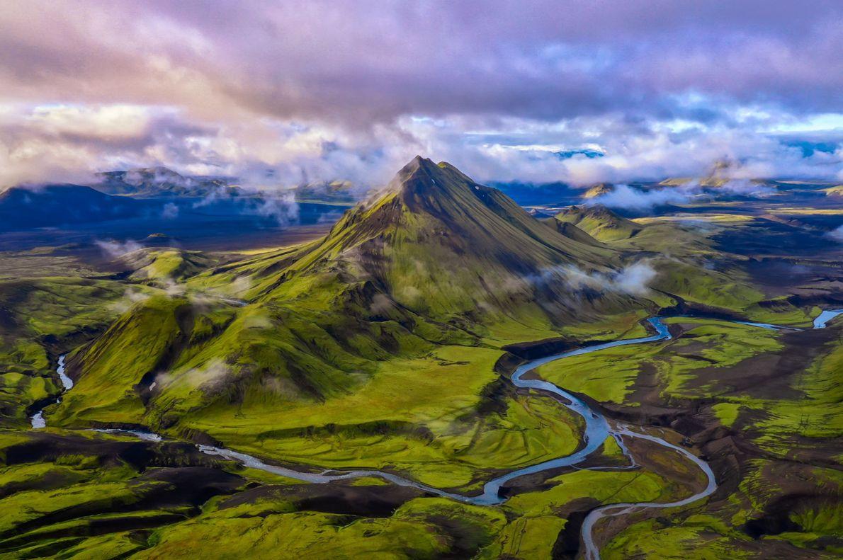 Islândia verde