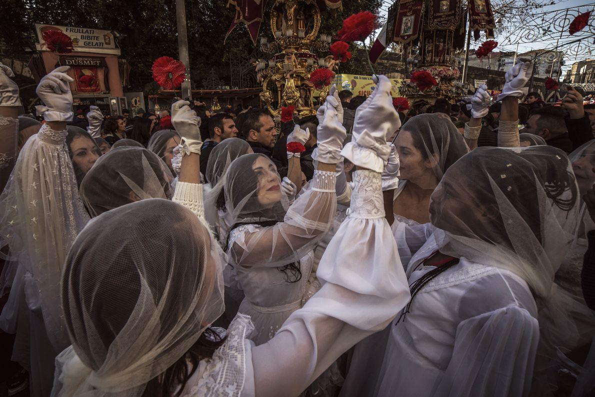 Dia de Santa Águeda