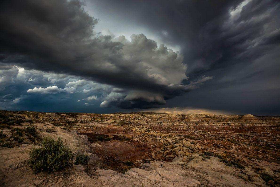 Tempestade fraca