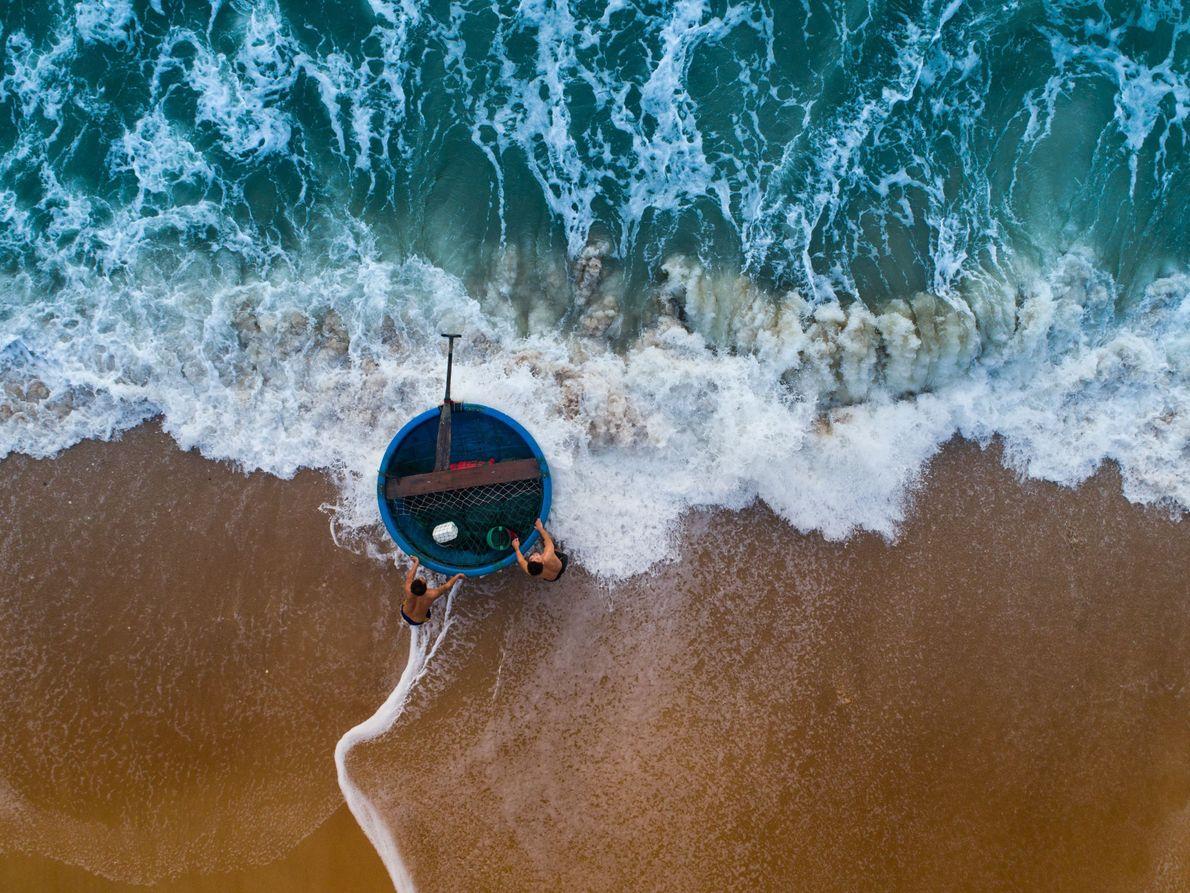 Ao mar