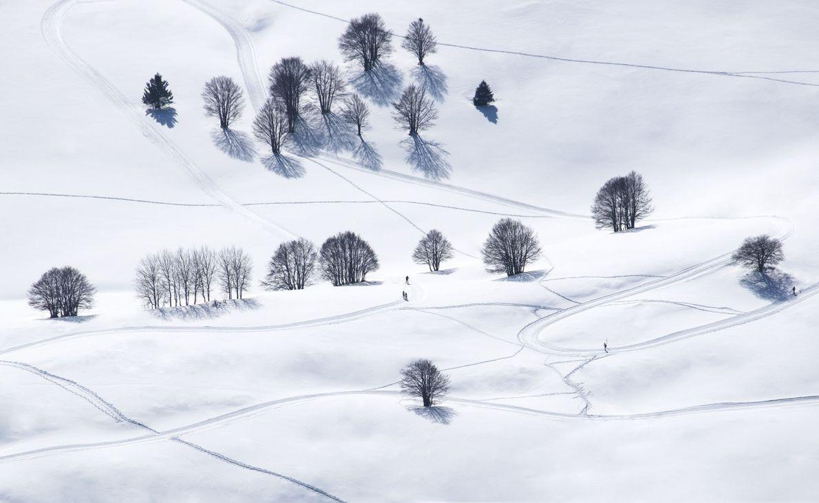 Esqui de primavera