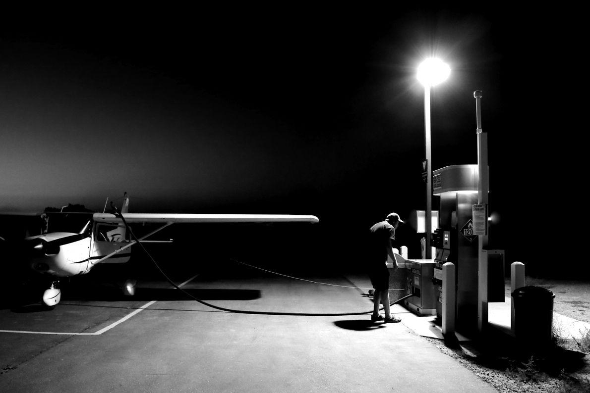 Abastecimento aéreo