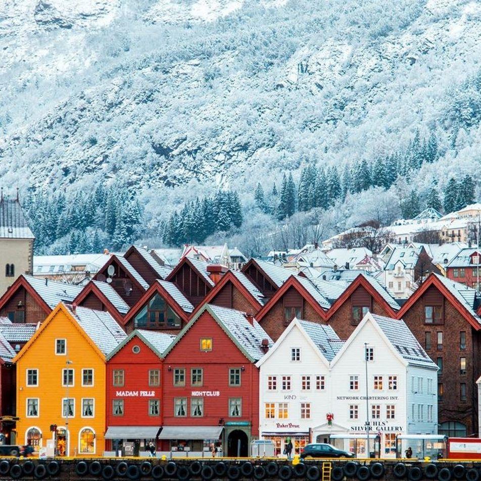 Coisa de cinema: visite os cenários de Frozen na Noruega