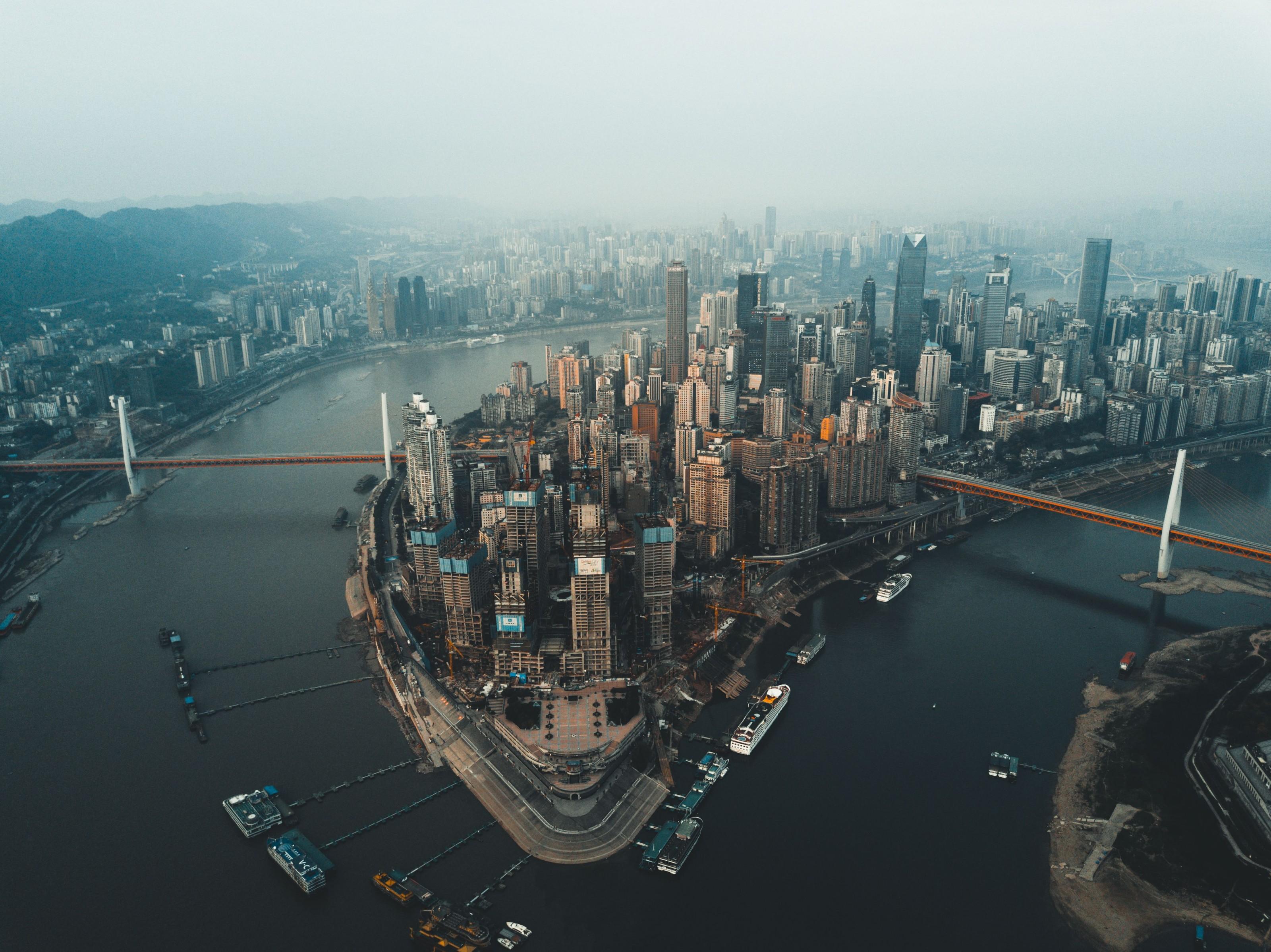 Cidade da neblina