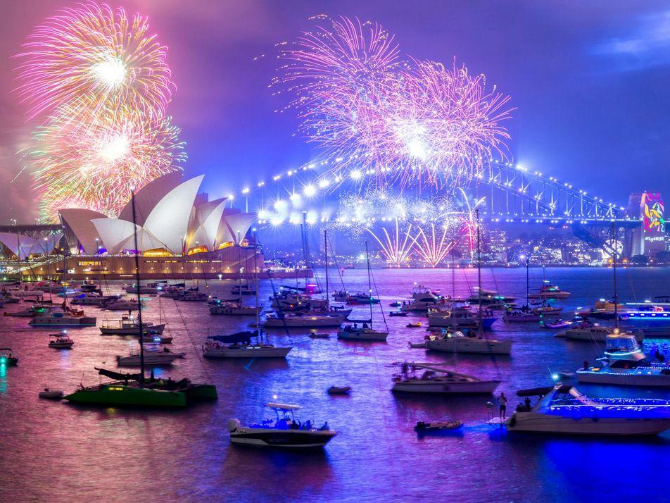Fogos de artifício: conheça os 12 espetáculos mais incríveis do mundo