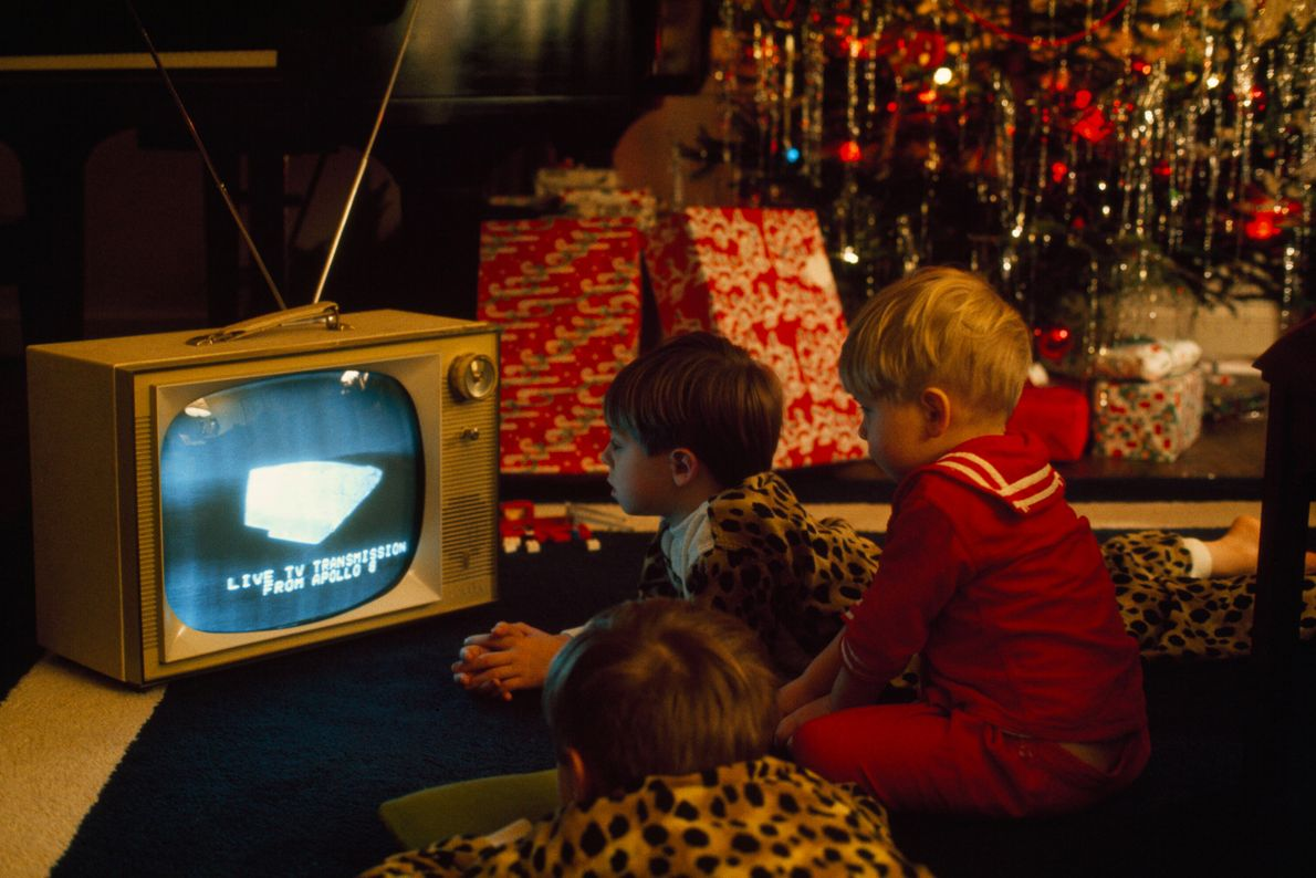 Natal no espaço