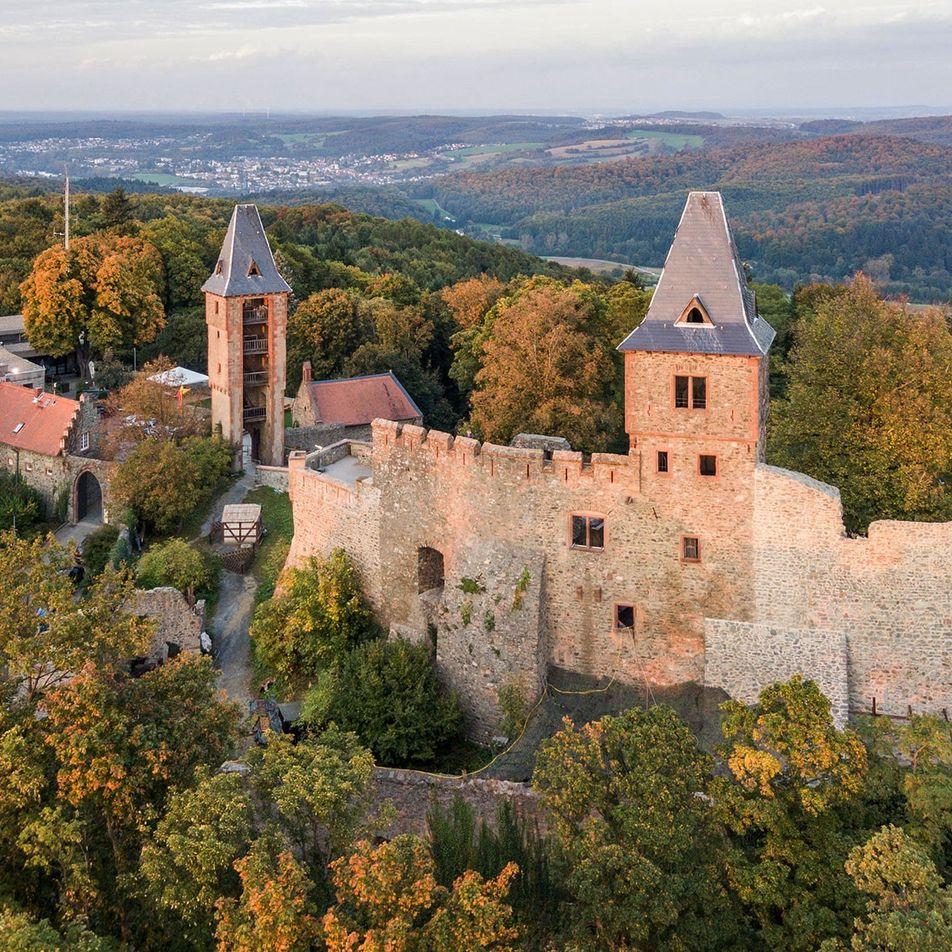 Explore o castelo de Frankenstein na Alemanha