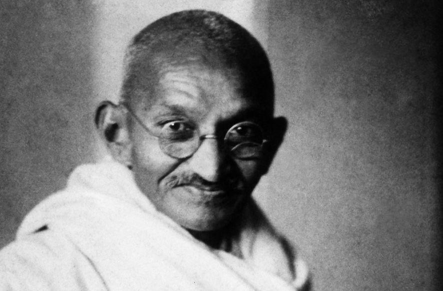 Como Mahatma Gandhi mudou o protesto político