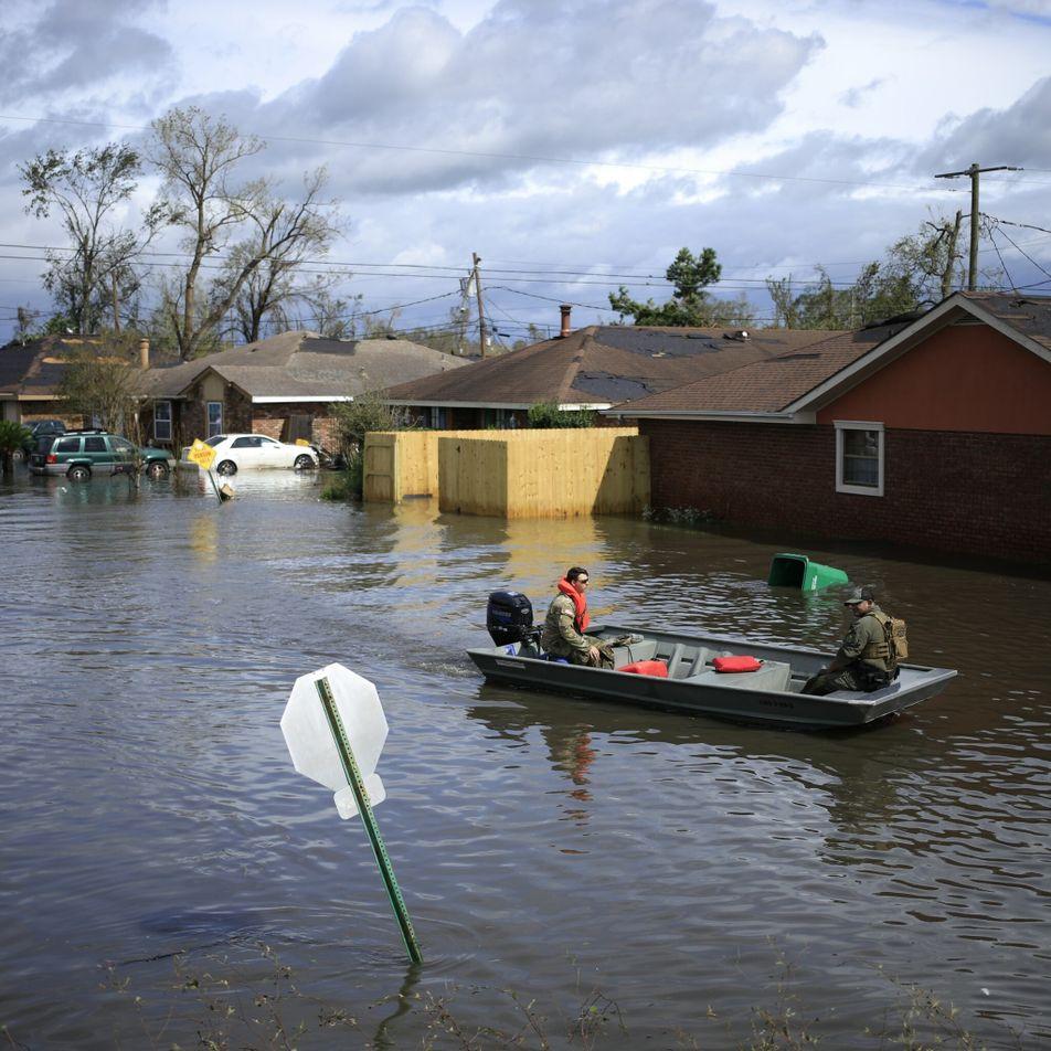 Como as mudanças climáticas impulsionam furacões como o Ida