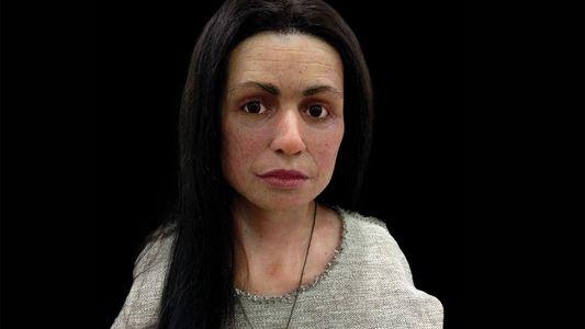 Rosto de mulher de 7,5 mil anos revela os primeiros humanos de Gibraltar