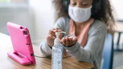 Estamos transformando crianças em indivíduos germofóbicos?