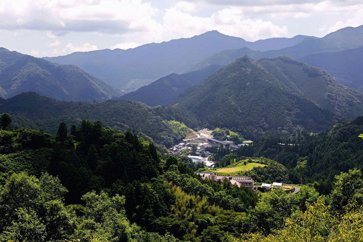 Kamikatsu, Japan