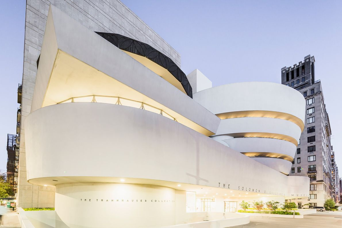 Guggenheim Museum, U.S.